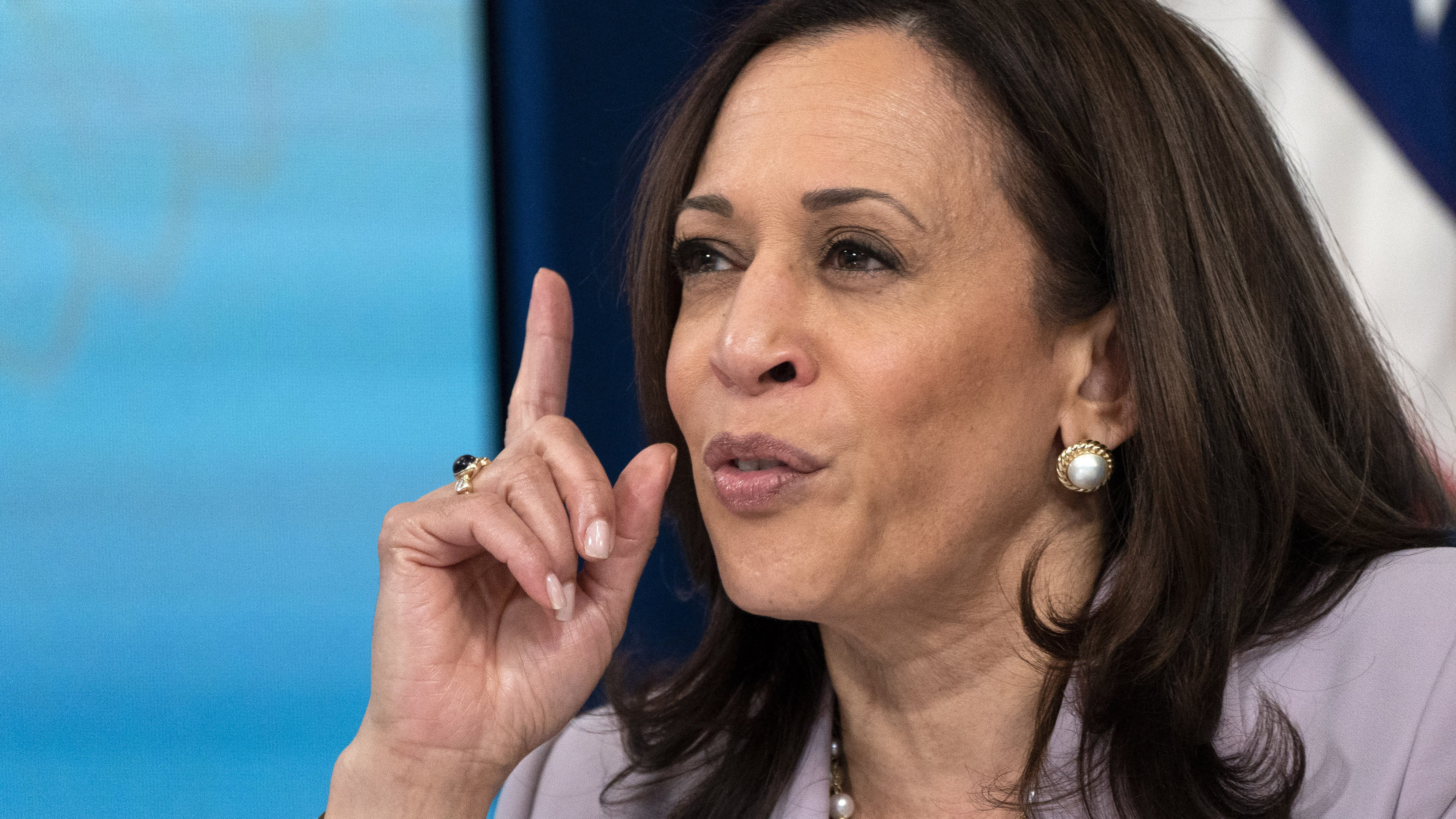 Vice President Harris Hints That She Has Discussed Filibuster Changes With Senators