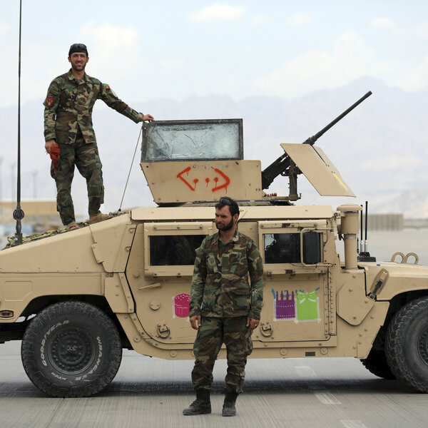 The U.S. Almost Out Of Afghanistan. What Happens There Next?