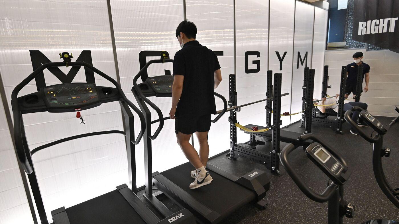 Seoul's New COVID-19 Rules Bar Fast Music, Fast Running In Gyms : Coronavirus Updates