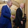 Biden Makes A Push For Democrats To Unite Around $3.5 Trillion Budget Plan