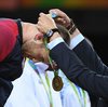Athletes Will Have To Put On Their Own Medals At This Year's Olympic Games