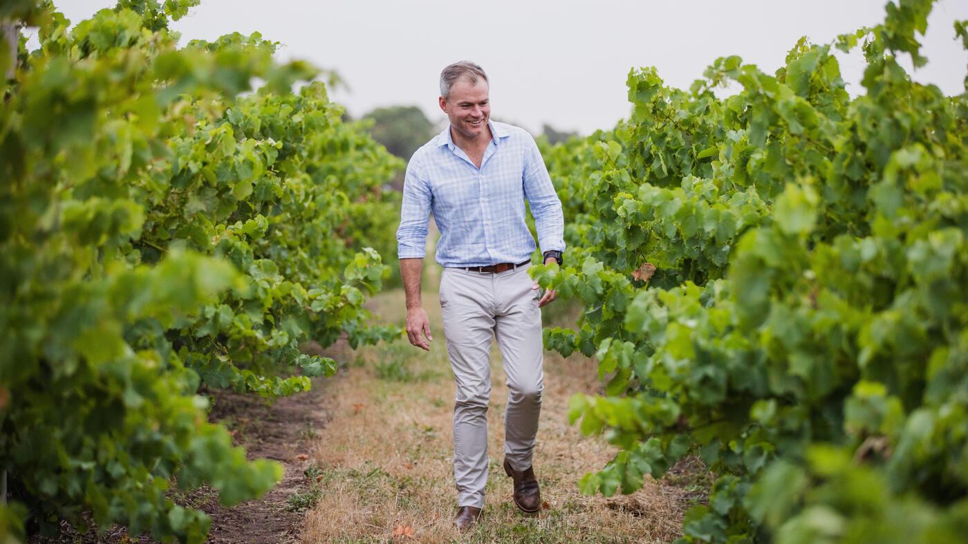 Australian Wine: Political Football