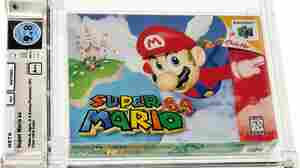 Mamma Mia! Super Mario 64 Is The First Video Game To Sell For More Than $1 Million