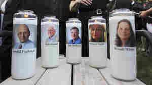 Jury Finds Capital Gazette Gunman Responsible And Rejects His Mental Illness Plea