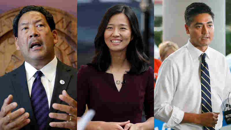 Amid Anti-Asian Hate, AAPI Candidates Aim To Smash Stereotypes And Lead Their Cities