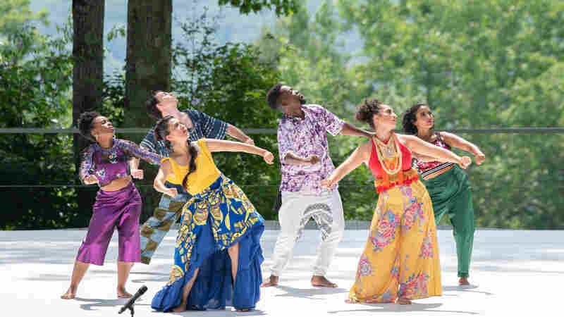 Rising From The Ashes, Jacob's Pillow Welcomes Back Dancers, Audiences
