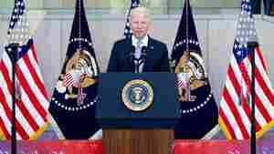 Voting Rights Activists Think Biden's Actions Fall Short Of His Dire Warnings