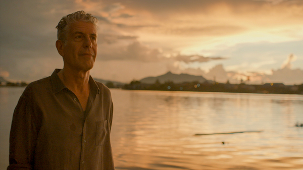 AI Brought Anthony Bourdain's Voice Back To Life. Should It Have?