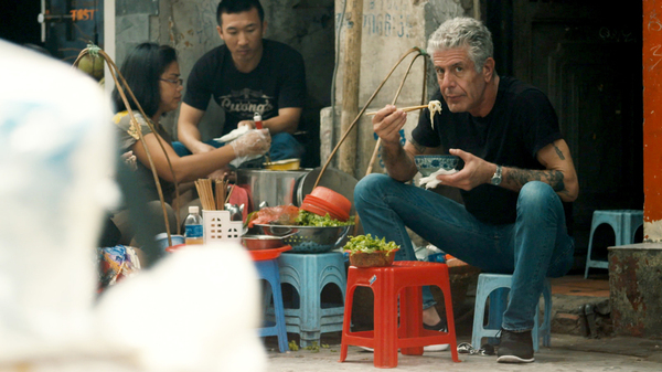 I Thought I Knew Anthony Bourdain. 'Roadrunner' Shows Us Who He Really Was