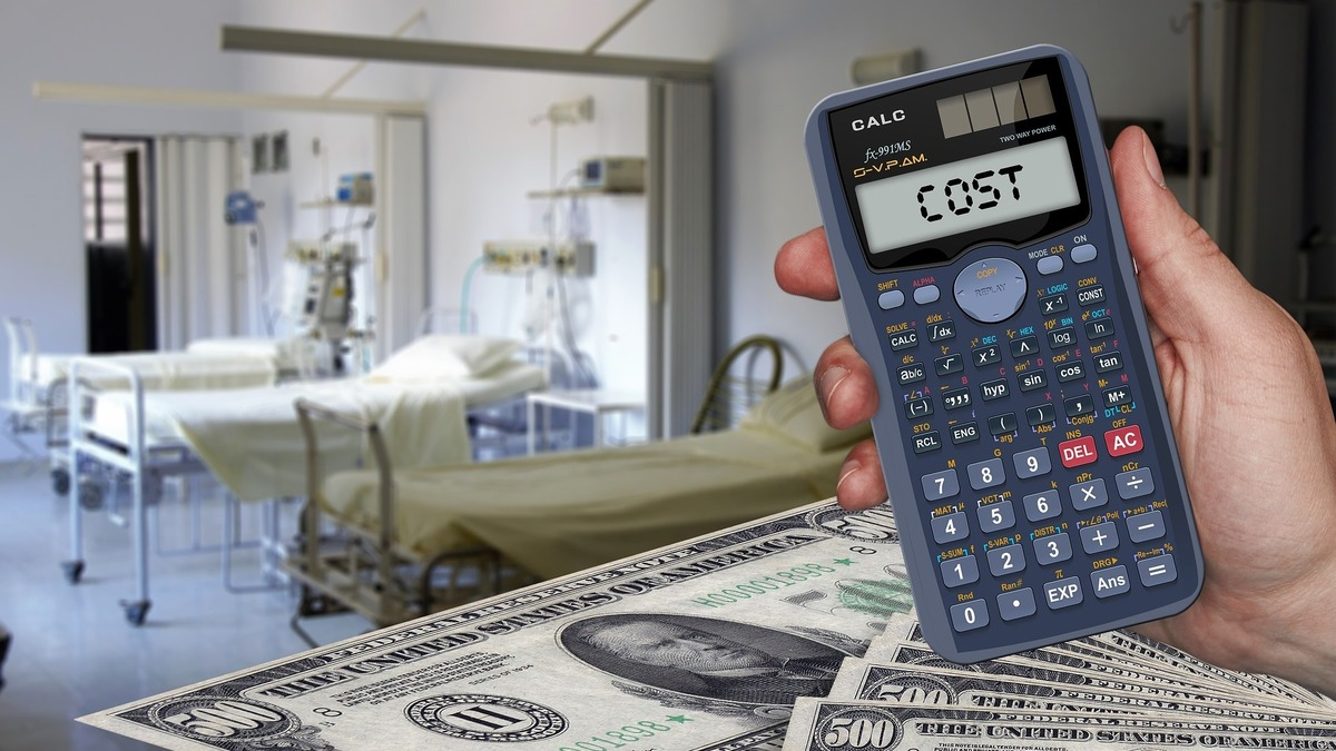 Hospitals are getting bigger and more expensive