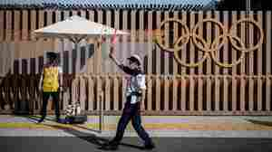 Two Athletes Have Tested Positive For COVID-19 Inside The Olympic Village
