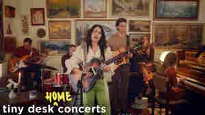 Maple Glider: Tiny Desk (Home) Concert