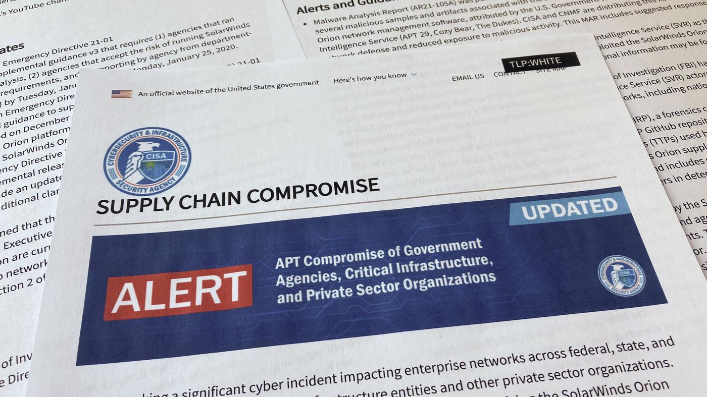 Biden Administration Blames China For Hacking Microsoft – NPR