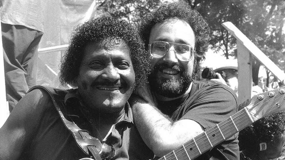 Alligator Records Founder Bruce Iglauer On 50 Years Of Celebrating The Blues