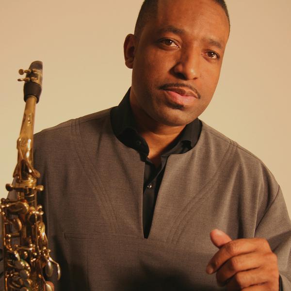 Cultural activist, educator, composer and saxophonist Donald Harrison, Jr.