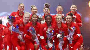 An Alternate For U.S. Olympic Women's Gymnastics Tests Positive For Coronavirus