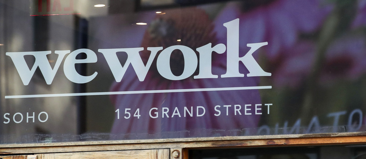 WeWork gears up for act two – stake its future on the rise of remote working: NPR