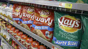 Striking To End 'Suicide Shifts,' Frito-Lay Workers Ask People To Drop The Doritos