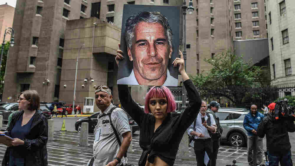 Everyone Heard About Jeffrey Epstein's Enablers. Few Listened To His Victims