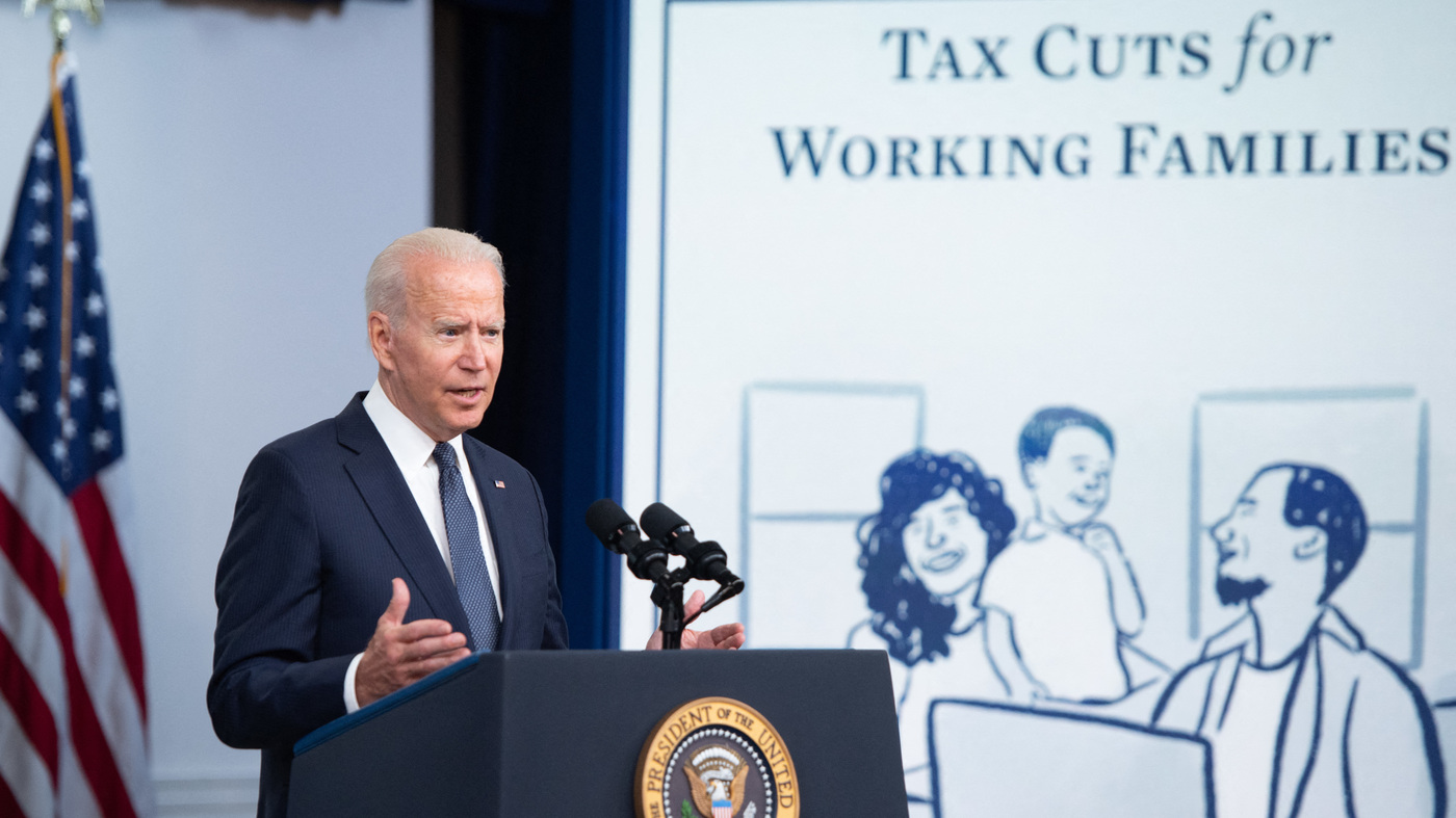The New Child Tax Credit Is Here. Will Millions Get Cash Permanently?