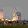 Liftoff! Jeff Bezos And 3 Crewmates Travel To Space And Back In Under 15 Minutes