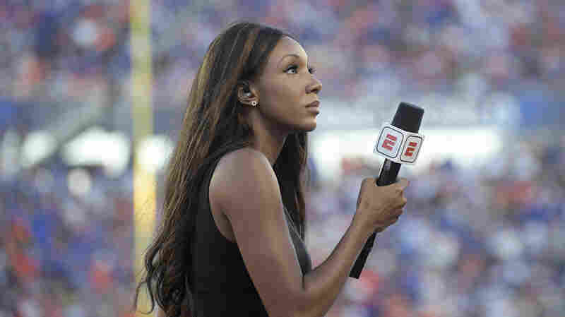 Maria Taylor Is Leaving ESPN After A Colleague's Remarks About Race Went Public