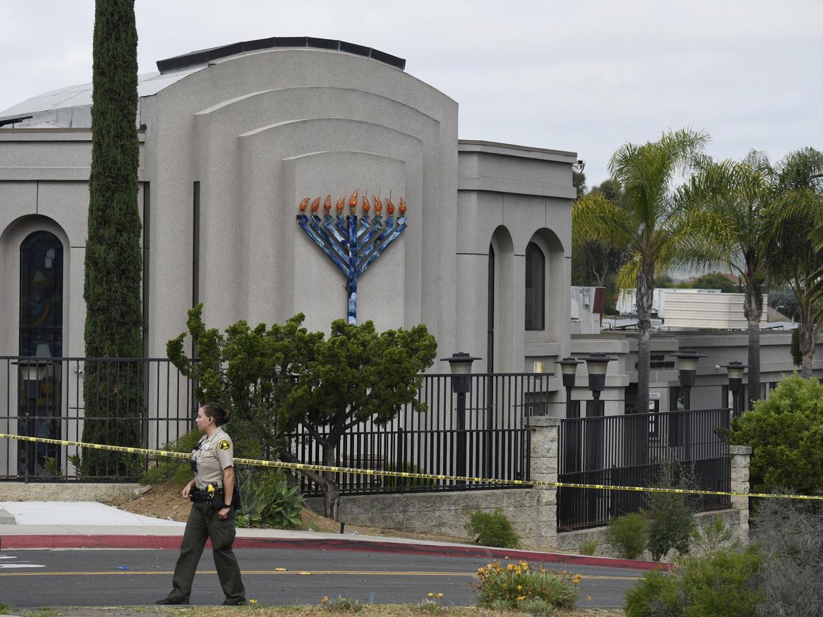 California Synagogue Shooter John T. Earnest Pleads Guilty: NPR
