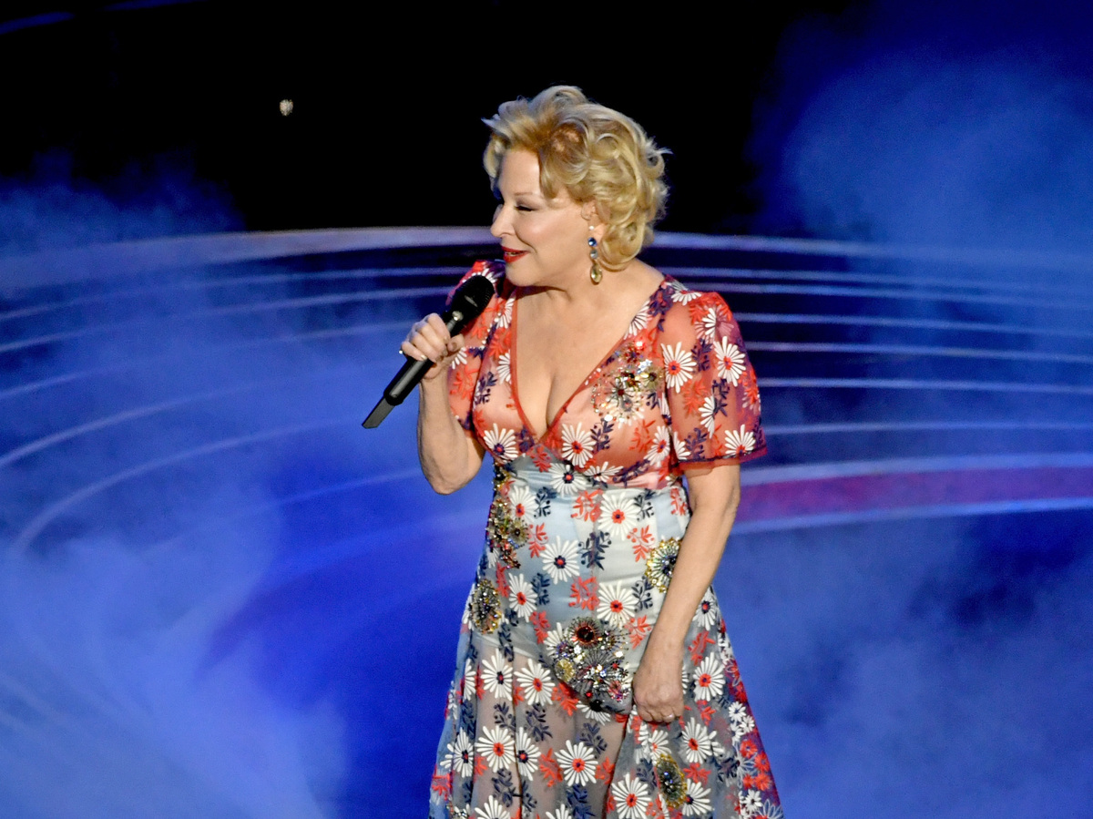Bette Midler and Joni Mitchell are among the latest Kennedy Center winners: NPR