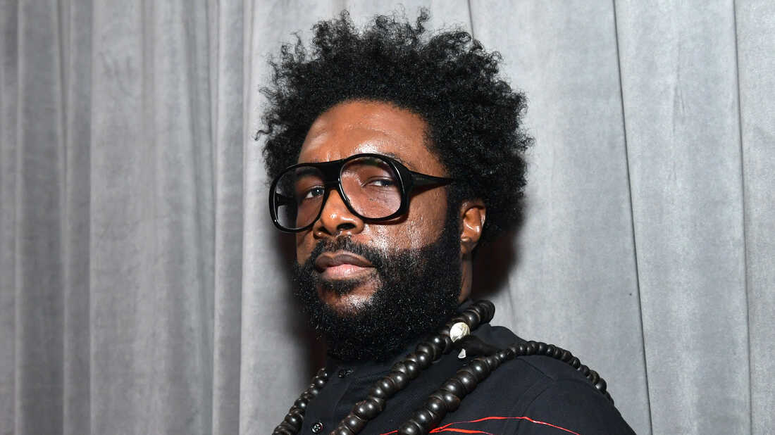 For Questlove, The Pandemic Meant Embracing Quiet — And Buying A Farm