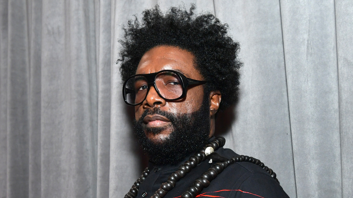 Questlove on Slowing Down and Relaunching 'Summer Of Soul': NPR