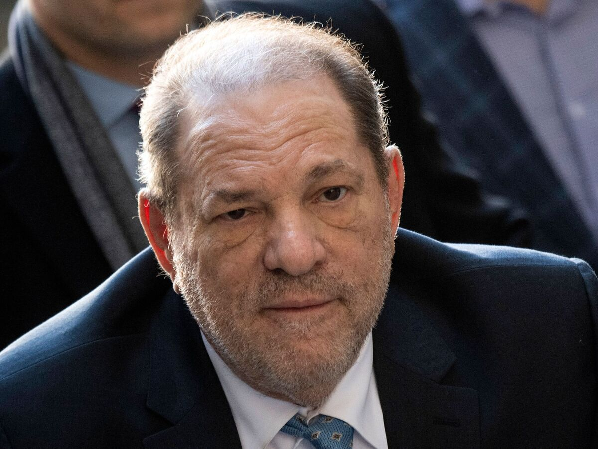 Harvey Weinstein pleads not guilty to sexual assault charges in Los Angeles: NPR