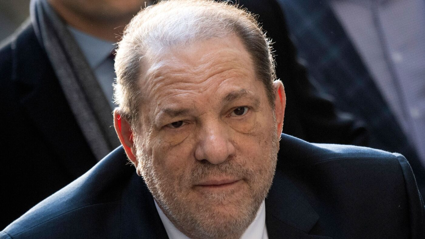 Harvey Weinstein Pleads Not Guilty To Sexual Assault Charges In Los Angeles Court - NPR