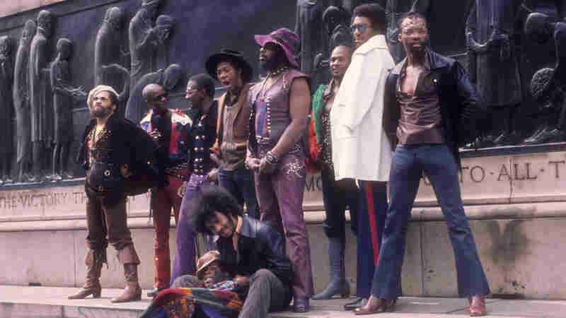 Funkadelic's 'Maggot Brain' At 50: R&B, Psychedelic Rock And A Black Guitarist's Cry
