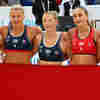 A Women's Beach Handball Team Is Fined For Not Wanting To Wear Bikini Bottoms