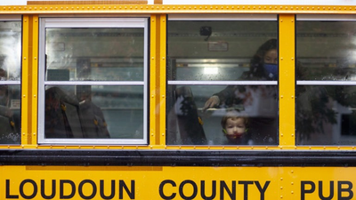 Virginia Recommends That Students And Staff Wear Masks At Some Schools This Fall