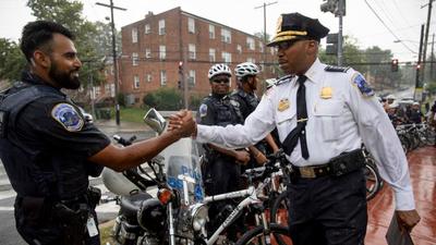MPD Creates New Unit Of Officers On Bikes And Scooters To Address Violent Crime