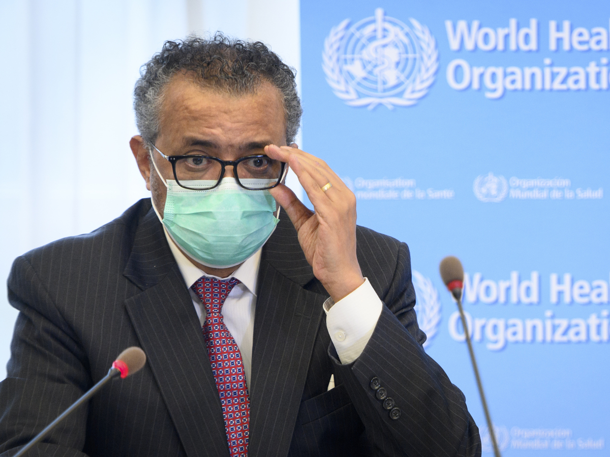 China rejected WHO plan for further investigation into origins of COVID-19: Coronavirus updates: NPR