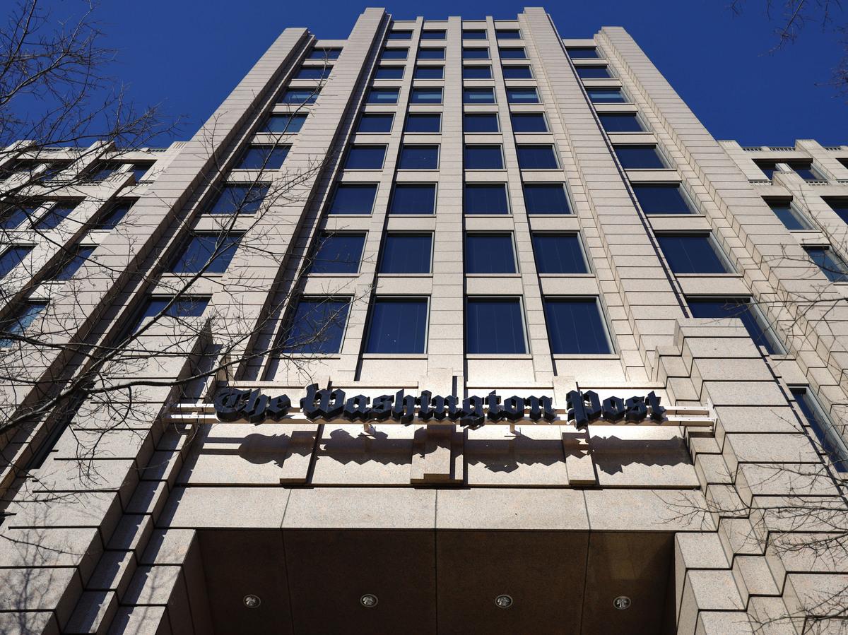 Journalist files discrimination complaint against 'Washington Post': NPR