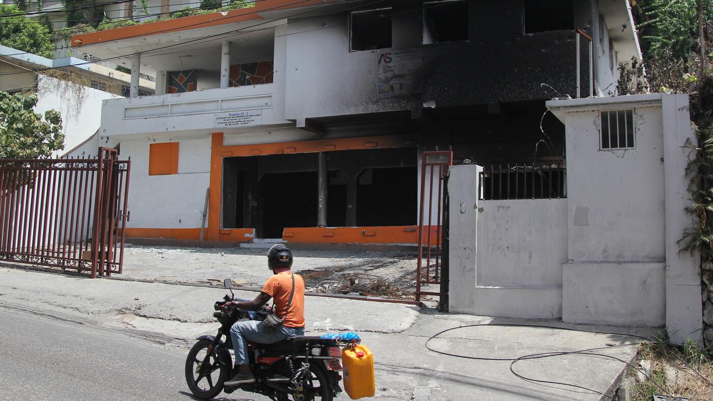 Haiti's Unraveling: How A Mysterious Assassination Fanned Violent Unrest