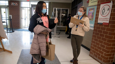 D.C. Public Schools Will Require Masks For Students And Staff Starting Next Month