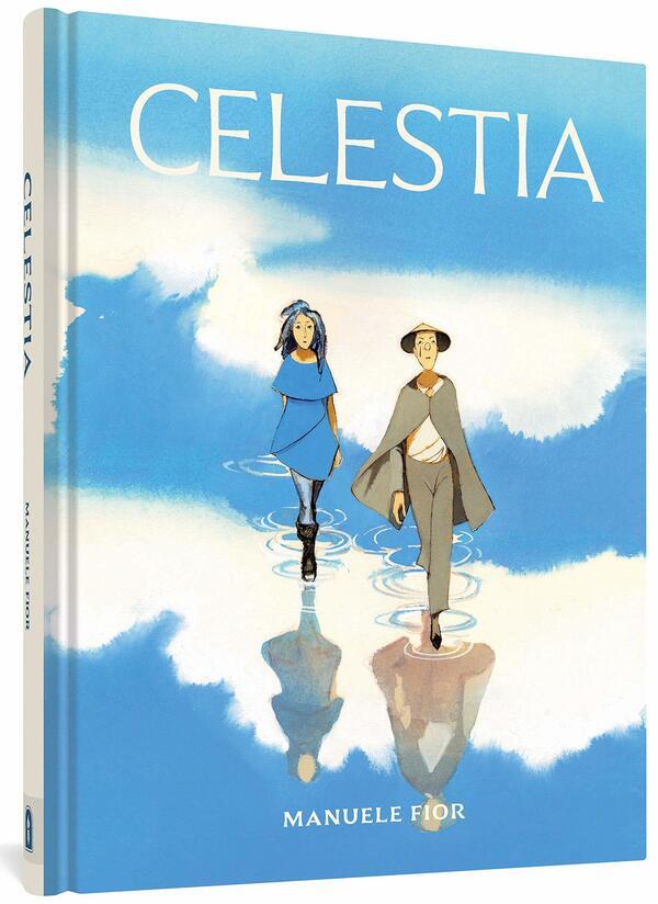 Celestia, by Manuele Fior, translated by Jamie Richards