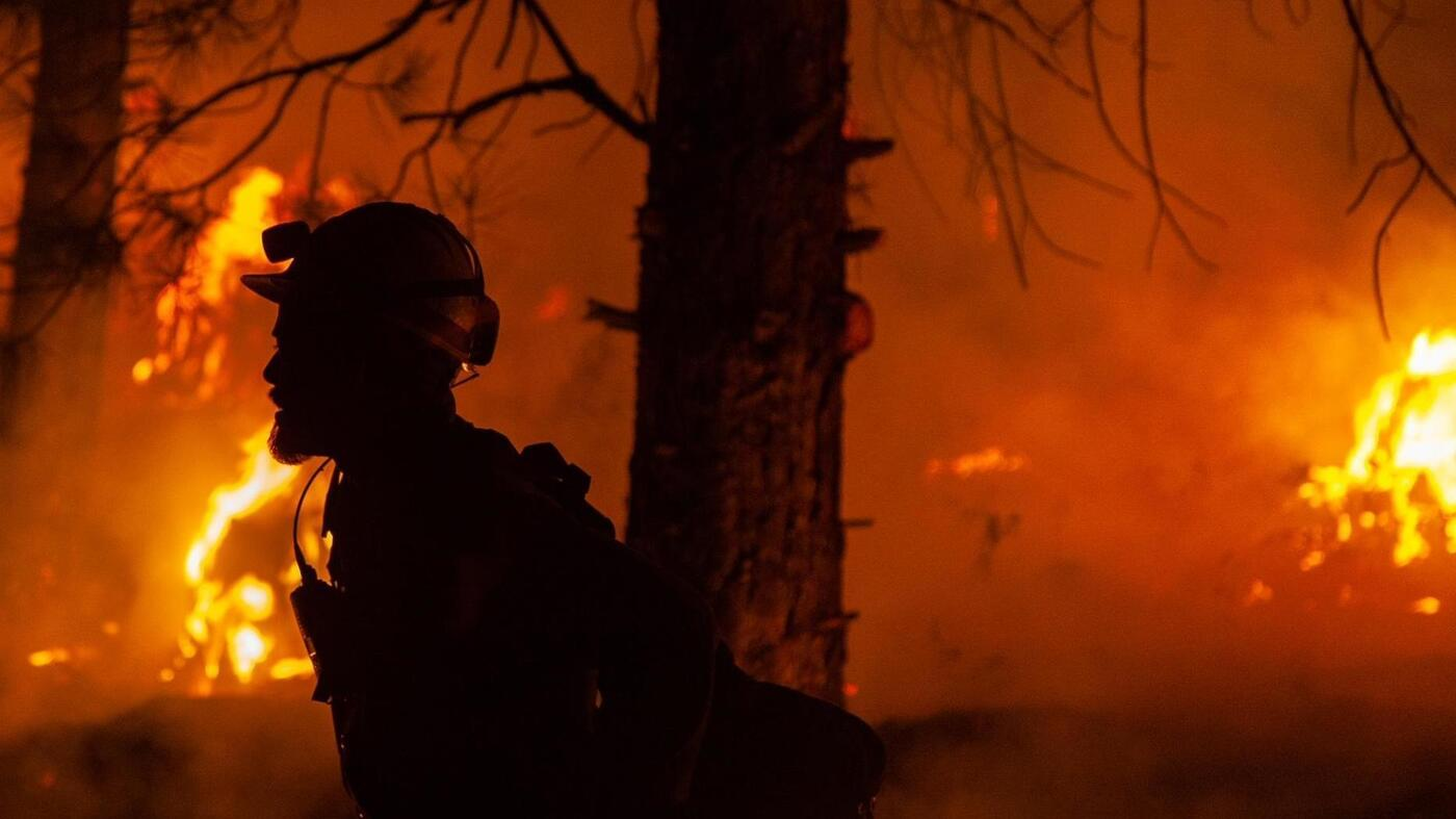The Climate Change Link To More And Bigger Wildfires