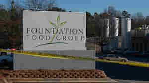 6 Poultry Workers Died From A Nitrogen Leak. OSHA Has Issued $1 Million In Fines