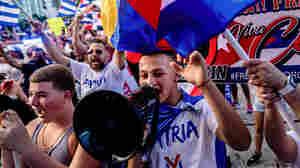 We Excavate Cuba's Rallying Cry, 'Patria Y Vida'