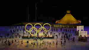 Olympic Opening Ceremony Is A Delicate Mix Of Celebration and Solemnity