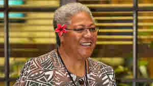 Samoan Court Clears The Way For The Nation's 1st Female Prime Minster
