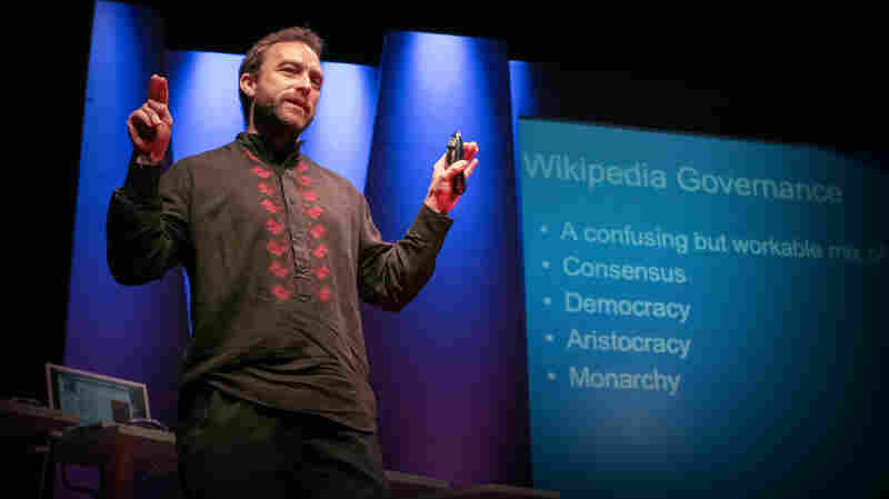 Jimmy Wales: How Can Wikipedia Ensure A Safe And Shared Online Space?