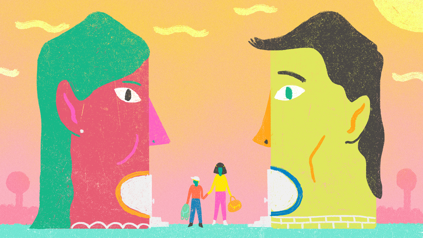 How To Talk About Divorce With Your Children