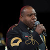 As An Army Chorus Member, He Didn't Carry A Weapon. His Job Was To Sing