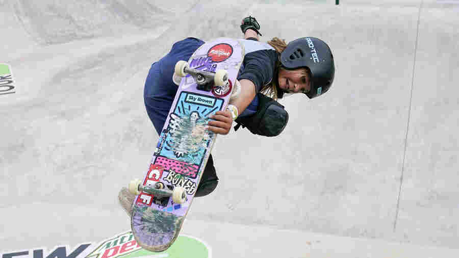 'Rebel' Skateboarding Is Ready For Its Olympic Debut in Tokyo